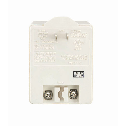 Adams Rite 4606 Plug-In Transformer (29-0121-24Vac)