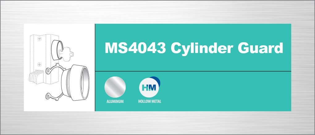 ADAMS RITE MS4043-00-121 Cylinder Guard