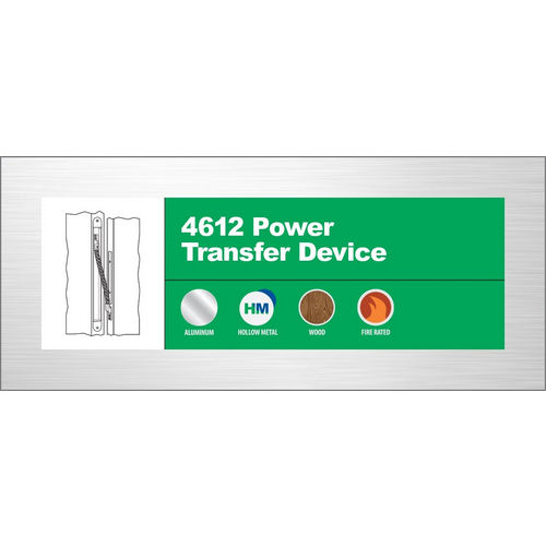 Adams Rite 4612-2 Wire Transfer Device