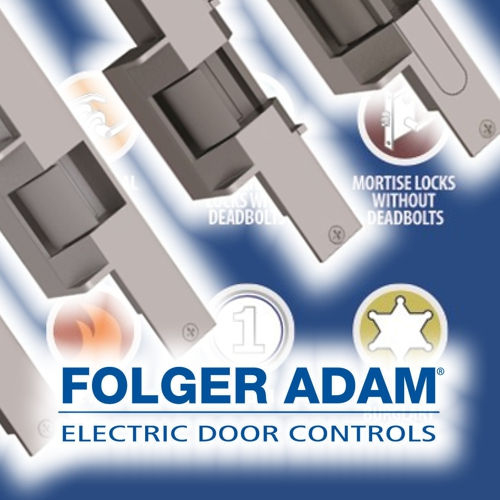 Folger Adam 710-75-12D Electric Strike Body Only