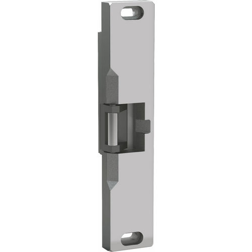 Folger Adam 310-4S-12D-630 310-4 Series Fire Rated Industrial Electric Strike, Satin Stainless Steel