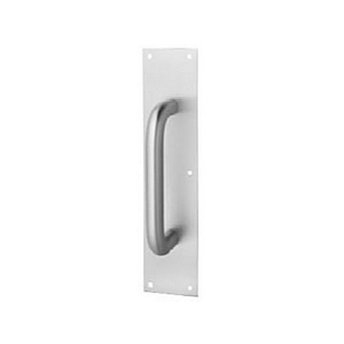 Rockwood T110 x 70B Tubular Pull Handle with Plate,  8