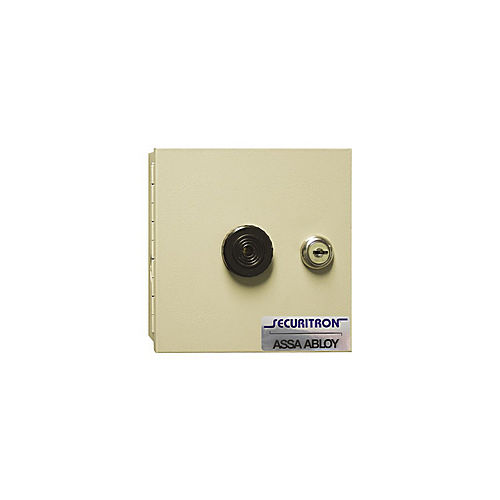 Securitron FA-XDT-12 Exit Delay Timer 12 VDC, Flush Mount with Alarm & Door