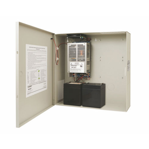 Securitron AQU244 Power Supply 4A, 24 VDC, Supervised